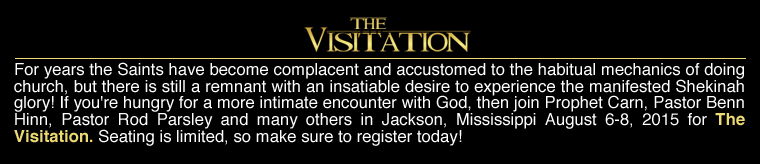 The Visitation Excerpt